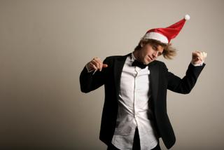 company-holiday-party-christmas-guy-rocking